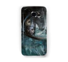 Coming Up For Air Samsung Galaxy Case/Skin