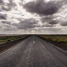 Straight Road by Joel Bramley