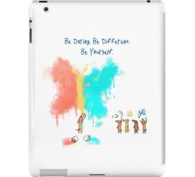 Be Daring iPad Case/Skin