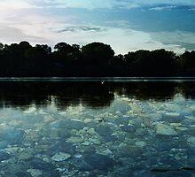 Lake Couchiching - Orillia by Gracey