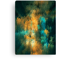 Soul Smoke Canvas Print