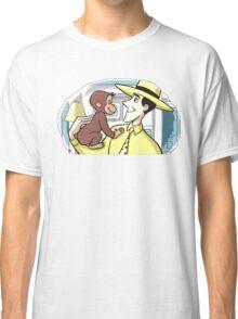 Curious George & MWTYH Classic T-Shirt