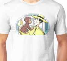 Curious George & MWTYH Unisex T-Shirt