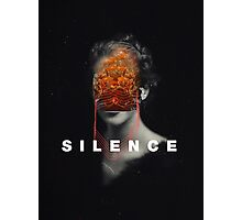Silence Photographic Print