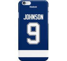 Tampa Bay Lightning Tyler Johnson Jersey Back Phone Case iPhone Case/Skin