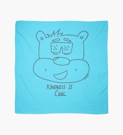 Kindness Is Cool  Scarf