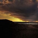 THE END OF MY DAY AT THE BEACH by leonie7