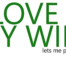 I Love My Wife (Xbox) by lp4so