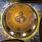 Cupola Of The Catholicon by Motti Golan