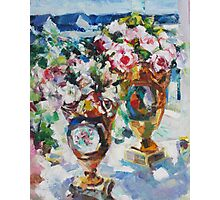 Korovin Roses 2013 (author's copy) Photographic Print