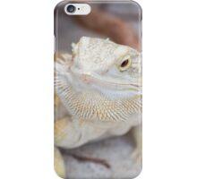 iguana in the jungla iPhone Case/Skin