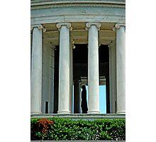 Jefferson Memorial Photographic Print