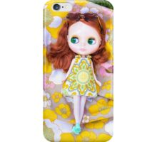 Summer lounging iPhone Case/Skin