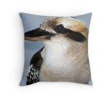 Is this my best side??????? Throw Pillow
