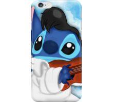 Elvis Stitch iPhone Case/Skin