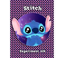 Stitch Photographic Print