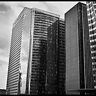 Paris, La Défense by julienpz
