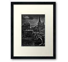 Our Melbourne Framed Print