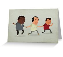 GTA Friends Greeting Card