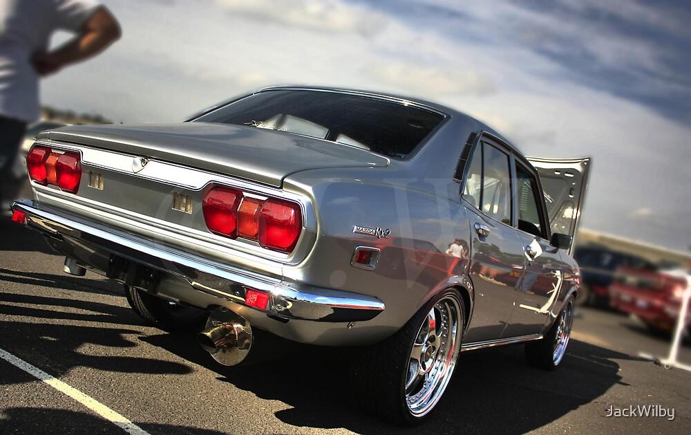 Mazda RX2 by JackWilby