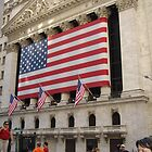 New York Stock Exchange Tourists by elbeasto