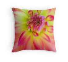Dahlia #10 Throw Pillow