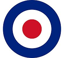 Royal Air Force - Roundel Photographic Print