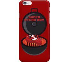 Super Steak Boy iPhone Case/Skin