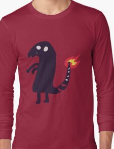 Charmander tattoo fail Long Sleeve T-Shirt