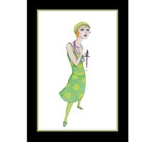 Murder Mystery: The Ingenue Photographic Print