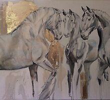 Baroque Herd by Belinda Baynes