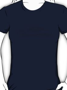 Wireframe Ghia (Black) T-Shirt