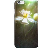She once cried iPhone Case/Skin