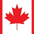 Canadian Flag by monsterplanet