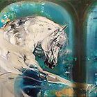 Baroque Stallion by Belinda Baynes