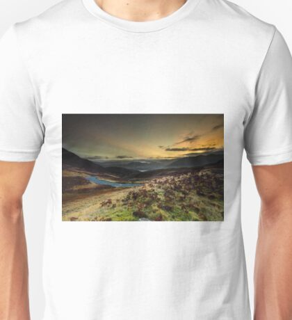 A Lakeland Sunset Unisex T-Shirt