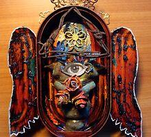 The Goddess Shrine by garyreef
