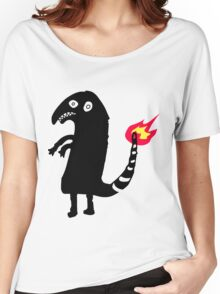 Shartmander Women's Relaxed Fit T-Shirt