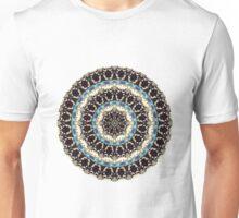 Circular Kaleidoscope Unisex T-Shirt