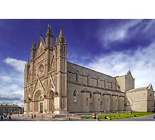 The Duomo of Orvieto  Photographic Print