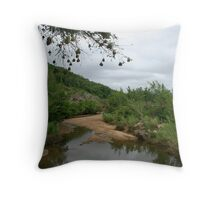 Hluhluwe-Imfolozi National Park Throw Pillow