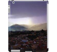 The Lovely Cajas At Dusk II - Cuenca Ecuador iPad Case/Skin