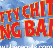 Chitty Chitty Bang Bang Sticker