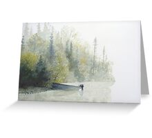 Walkers Lake Greeting Card