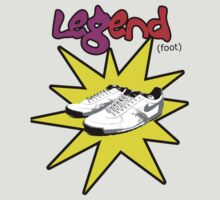 You're a Legend, You are. by Reginald Doonbar