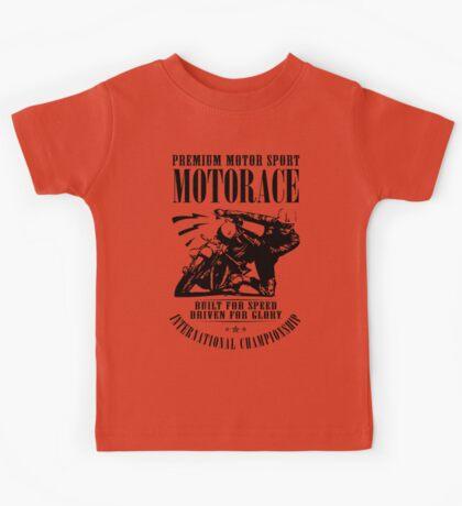 Motorace Kids Tee