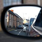 The Drive to Llanelli, March 2008 by Victoria Morton