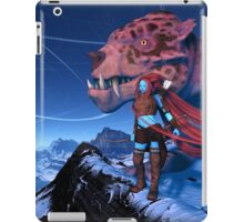 Alien Girl iPad Case/Skin