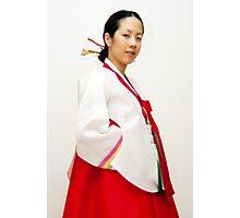 Korean Princess Photographic Print