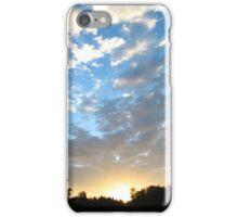 Sunset Germany II iPhone Case/Skin